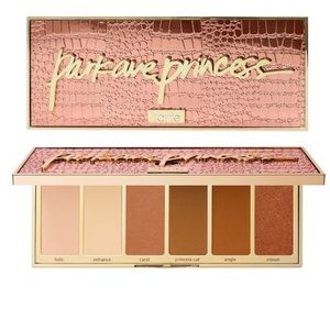 tarte Makeup - Tarte Park Ave Princess palette Highlight, bronze